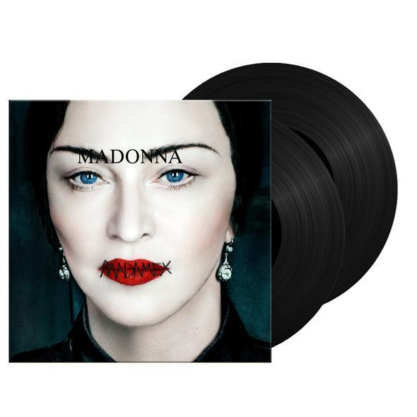 MADAME X  LP EUROPE 1ER EDITION / MADONNA-CD-COLLECTORS-RECORDS-VINYLS SHOP-STORE-LPS-AWARDS