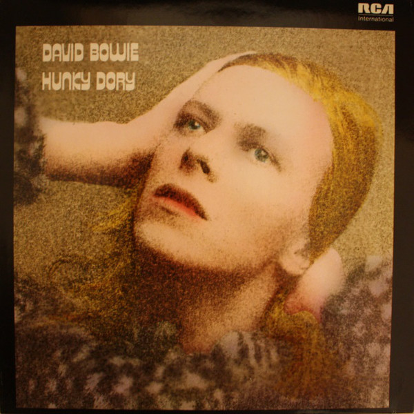 HUNKY DORY  33T   EUROPE /  DAVID BOWIE - CD - DISQUES - RECORDS -  BOUTIQUE VINYLES