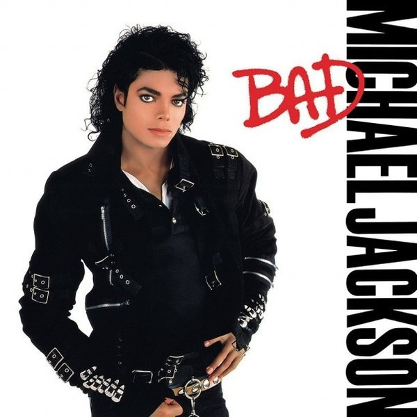 BAD LP SOUTH AFRICA  / MICHAEL JACKSON-CD-RECORDS-VINYLS SHOP-COLLECTORS