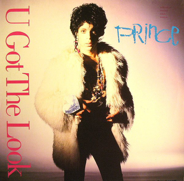 U GOT THE LOOK 12 MAXI EUROPE / PRINCE-CD-DISQUES-RECORDS-BOUTIQUE VINYLES-RECORDS