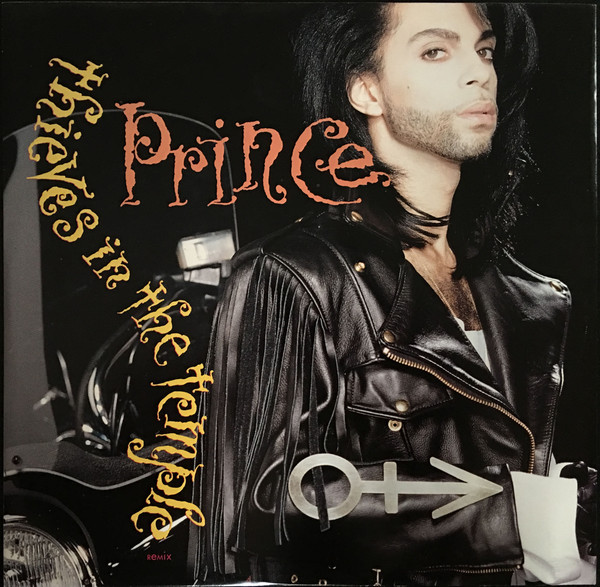THIEVES 12 MAXI EUROPE  / PRINCE-CD-DISQUES-RECORDS-BOUTIQUE VINYLES-RECORDS