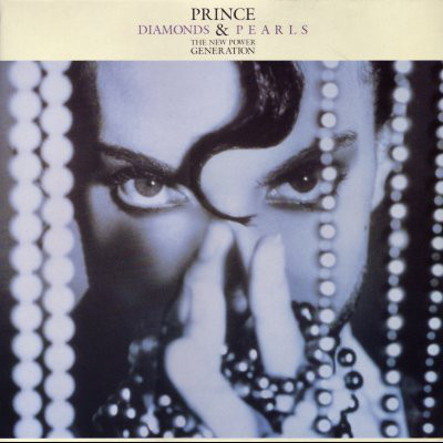 DIAMONDS  MAXI 45T EUROPE / PRINCE-CD-DISQUES-RECORDS-BOUTIQUE VINYLES-RECORDS