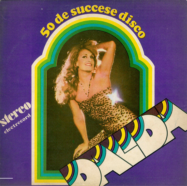 50 DE SUCCESE DISCO 33T ROUMANIE /  DALIDA-CD-DISQUES-RECORDS-BOUTIQUE VINYLES-RECORDS