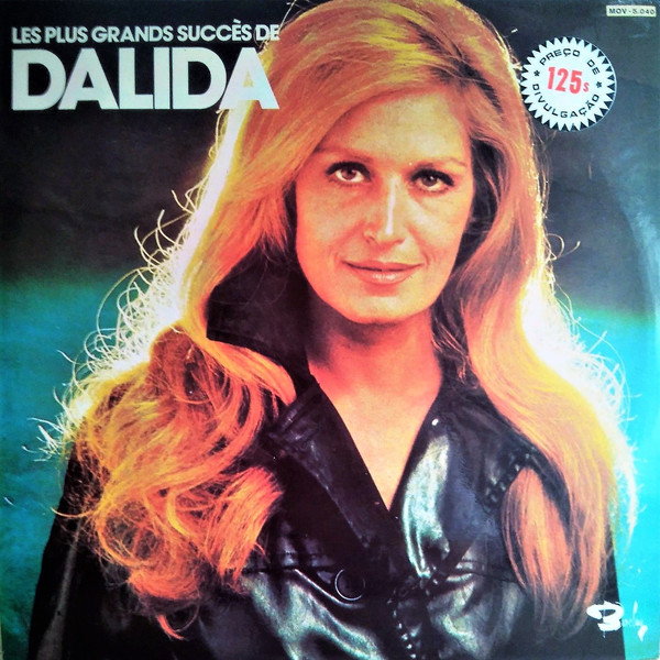 LES PLUS GRANDS SUCCES LP PORTUGAL / DALIDA-CD-RECORDS-BOUTIQUE- VINYLS-COLLECTORS-DISQUES