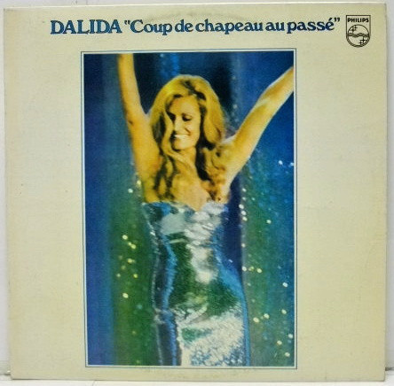 COUP DE CHAPEAU 33T GRECE /  DALIDA-CD-DISQUES-RECORDS-BOUTIQUE VINYLES-RECORDS