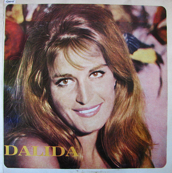 DALIDA 33T ARGENTINE /  DALIDA-CD-DISQUES-RECORDS-BOUTIQUE VINYLES-RECORDS