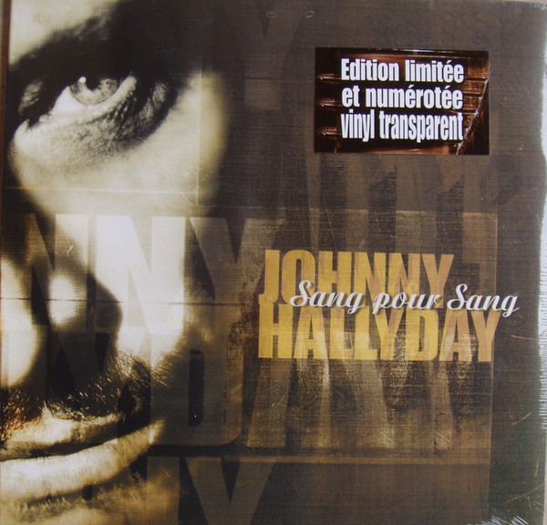 SANG POUR SANG  MAXI 45T  FRANCE  / JOHNNY HALLYDAY-CD-DISQUES-RECORDS-BOUTIQUE VINYLES-RECORDS