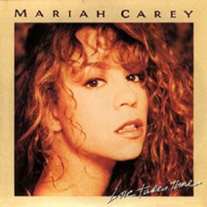 LOVE TAKE TIME 12 MAXI UK  MARIAH CAREY-RECORDS-STORE-LPS-VINYLS-SHOP-COLLECTORS-AWARDS