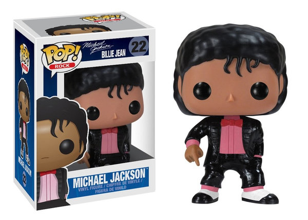 BILLIE JEAN FUNKO POP  / MICHAEL JACKSON-CD-DISQUES-RECORDS-VINYLES-STORE-BOUTIQUE