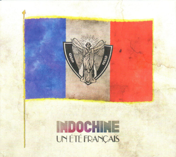 UN ETE FRANCAIS CD SAMPLER  / INDOCHINE-CD-DISQUES-RECORDS-VINYLS-MUSICSHOP-COLLECTORS
