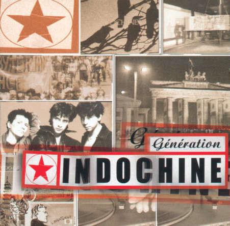GENERATION INDOCHINE CD  SCELLE   / INDOCHINE-CD-DISQUES-RECORDS-VINYLS-MUSICSHOP-COLLECTORS