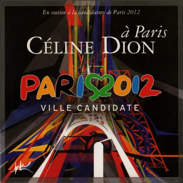 A PARIS CD SAMPLER FRANCE CELINE DION-CD-DISQUES-BOUTIQUE VINYLES-SHOP-COLLECTORS-STORE