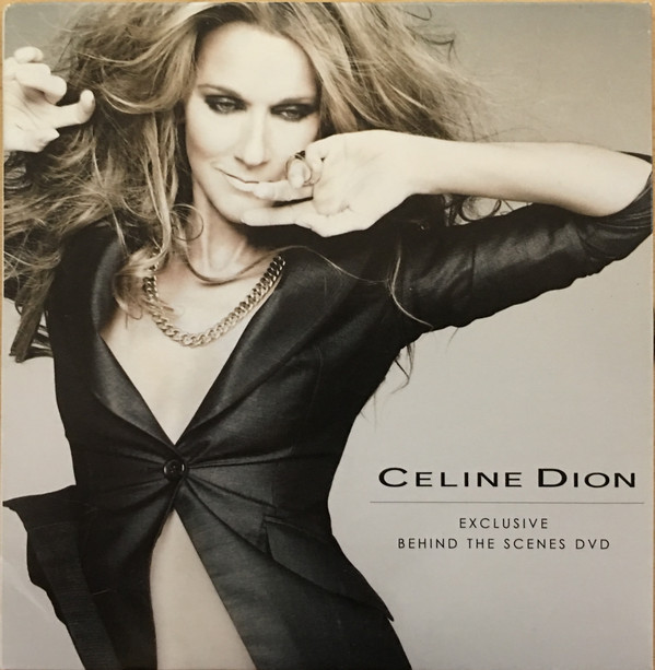 EXCLUSIVE DVD SAMPLER USA  CELINE DION-CD-DISQUES-LPS-VINYLS-SHOP-COLLECTORS-STORE-AWARDS-M