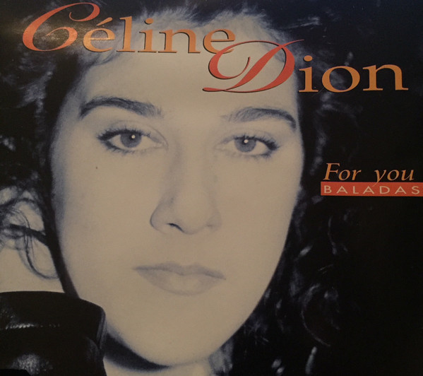 FOR YOU CD SAMPLER SPAIN / CELINE DION-CD--LPS- VINYLS-SHOP-COLLECTORS-STORE-AWARDS